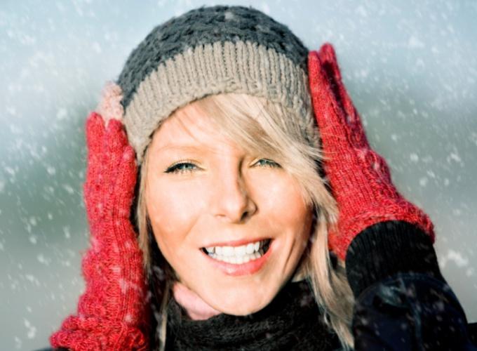 Зимний уход за чувствительной кожей