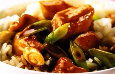 Курица в меду по-китайски
