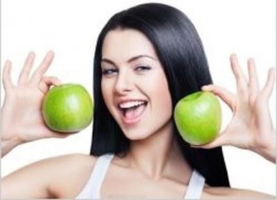 Здоровая кожа лица: яблочные маски