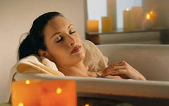 How to take spa procedures at home
