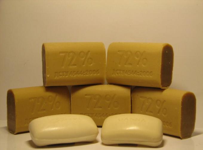 Какие болезни можно лечить с помощью обычного хозяйственного мыла