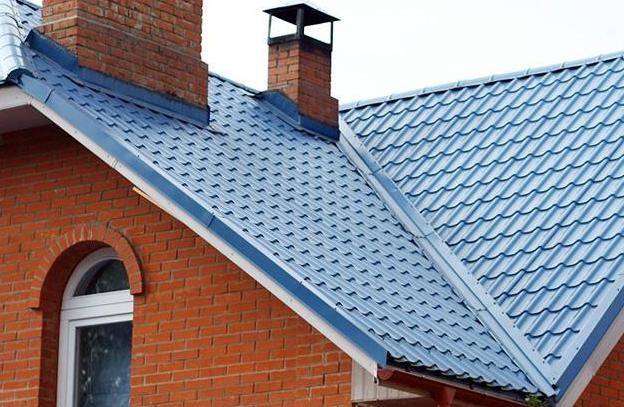 Slate or metal roofing - the best roof