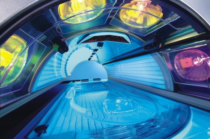 Вредны ли ультрафиолетовые лампы для загара