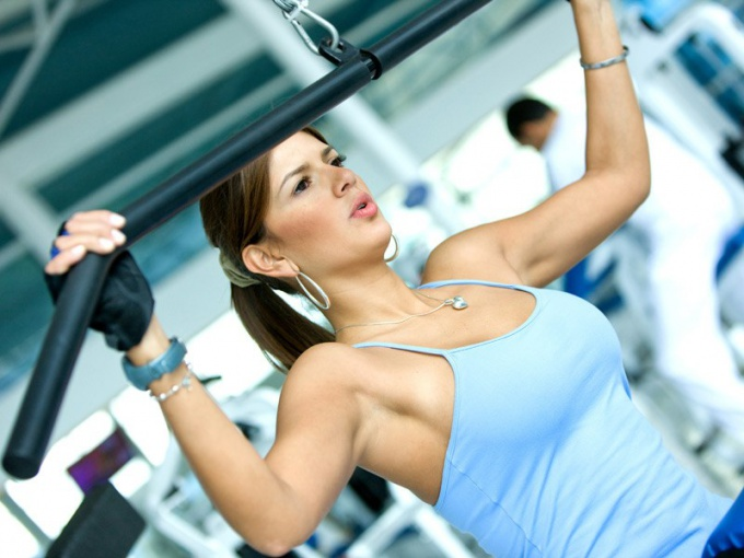 Strength training will help to lose weight quickly