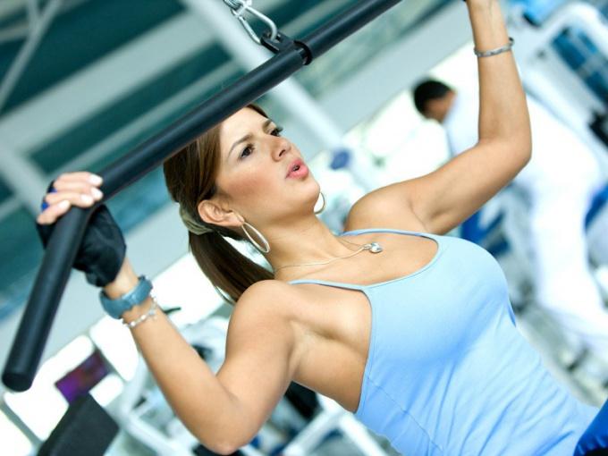 Силовые тренировки помогут быстро похудеть