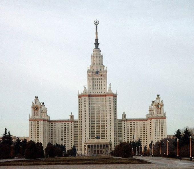 Какие факультеты есть в МГУ