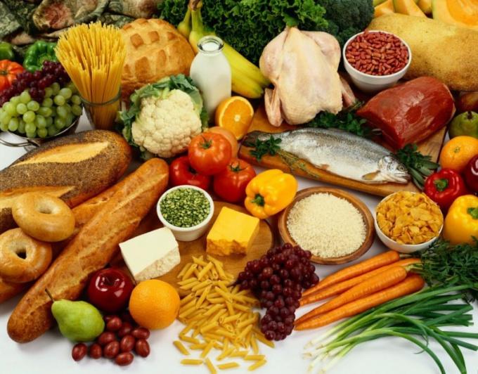 В каких продуктах содержится щелочь