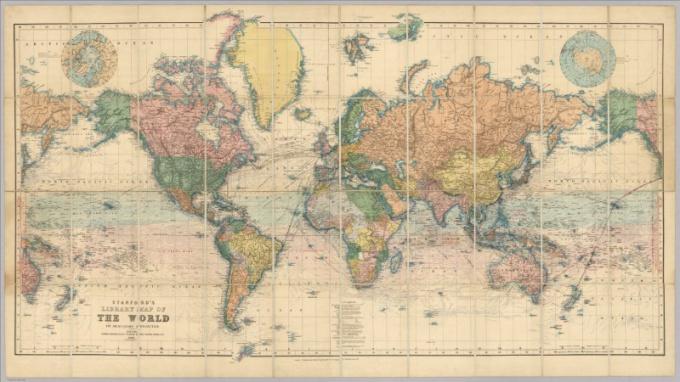 Сколько было стран на карте мира в начале 20 века