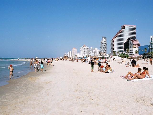 Лучшее время для отдыха в Израиле