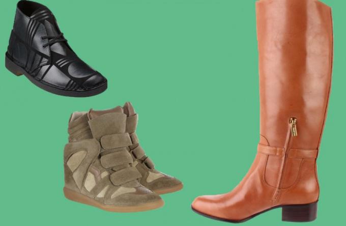 Какую обувь носить весной