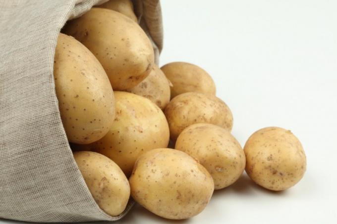 Как провести картофельный разгрузочный день