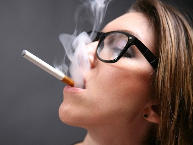 """Как бороться с """"кашлем курильщика"""""""
