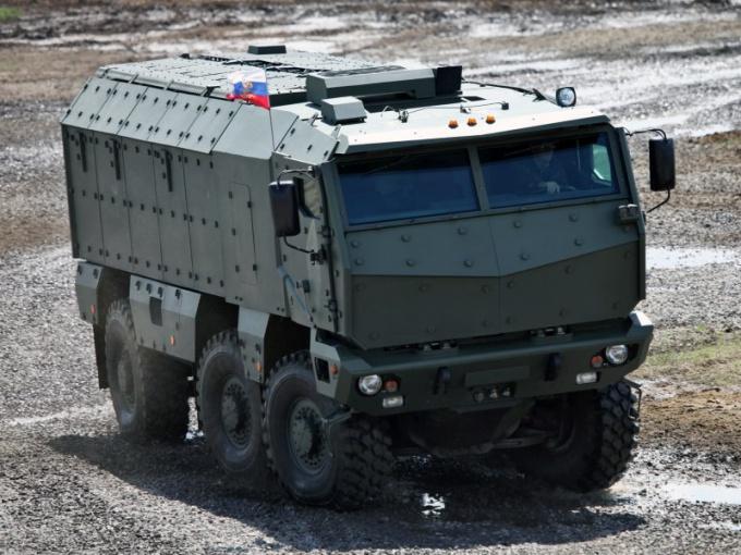 КАМАЗ-63966 «Тайфун»