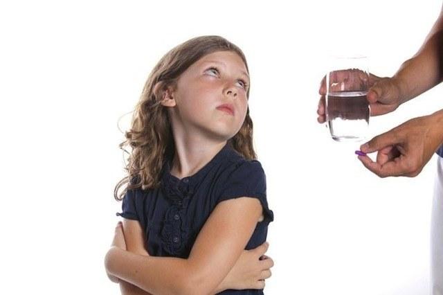 интоксикация от глистов у детей