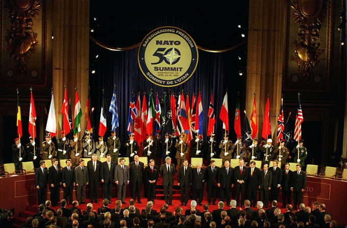 Какие страны входят в НАТО