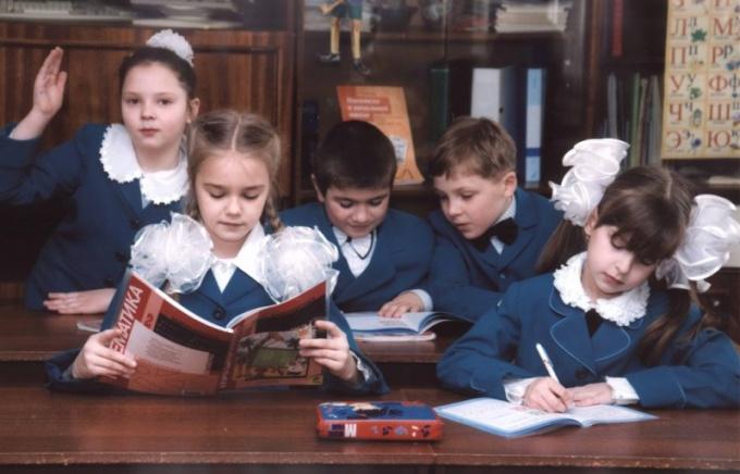 Начальные классы - основа обучения