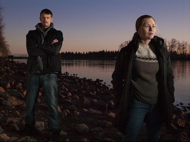 Детективы Сара Линден и Стивен Холдер, полиция Сиэтла - «Убийство»
