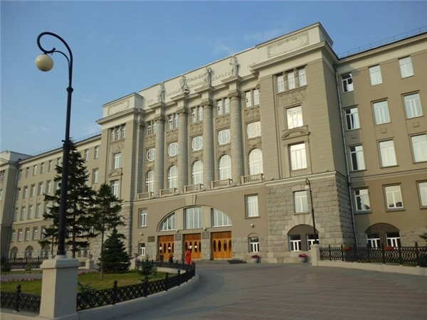 Educational institutions in Omsk