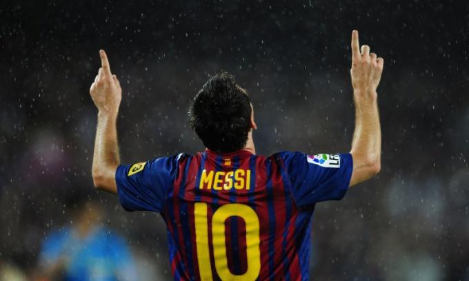 Сколько голов забил Лионель Месси
