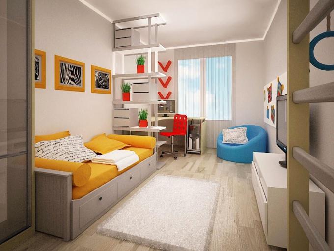 Как отремонтировать комнату для будущего первоклассника
