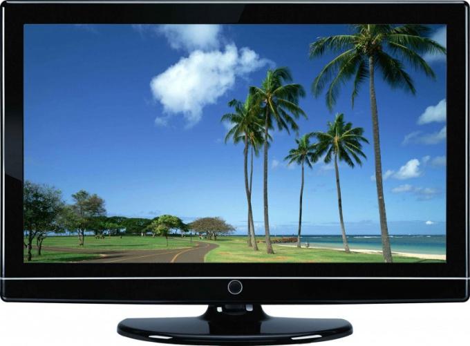 Какой телевизор лучше - lcd или ips