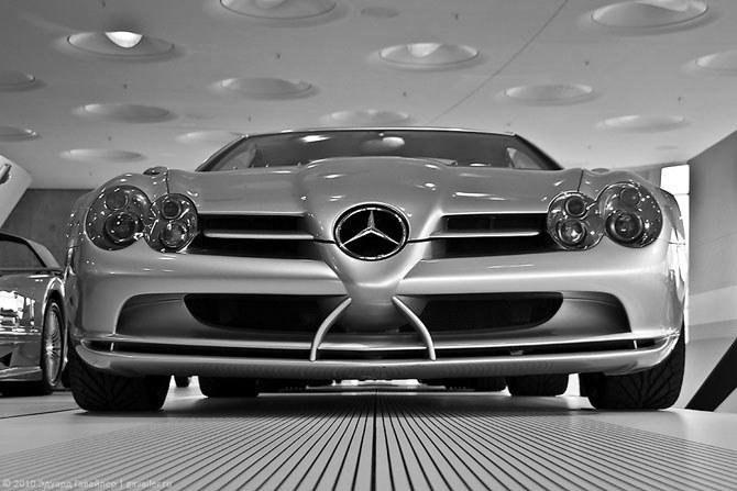 Что символизирует звезда на логотипе Mercedes Benz