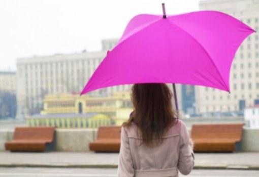 Новинка - квадратный зонт лучше круглого
