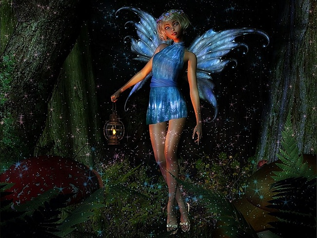 How to become a fairy for a second home
