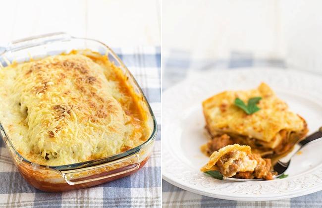 Как приготовить вкуснейшую мясную лазанью