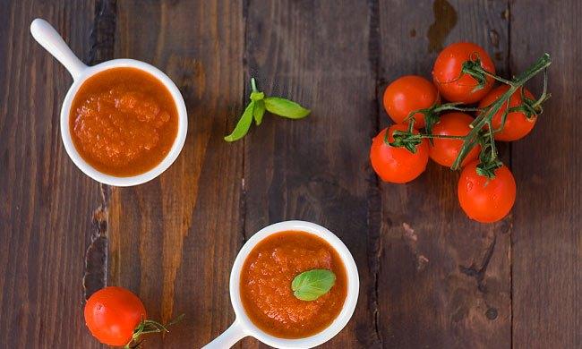 Как приготовить универсальную томатную пасту