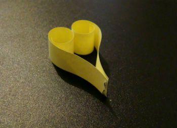 Как сделать гирлянду с сердечками