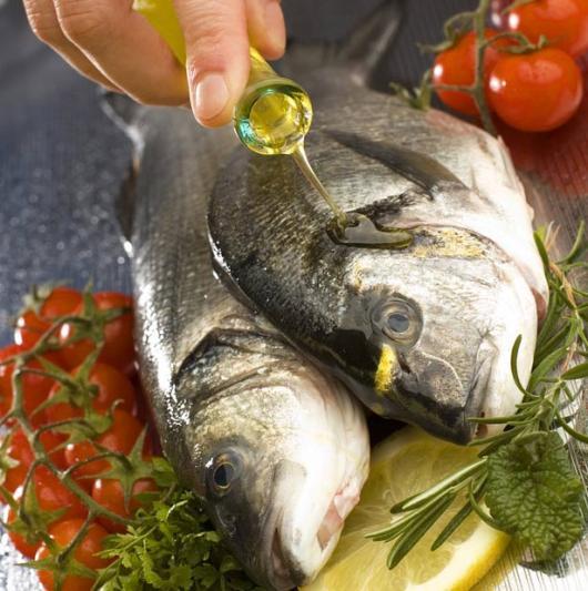Рыбная монодиета