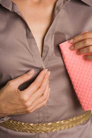 Удаление жирных пятен с одежды