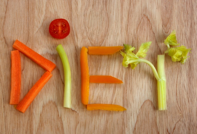 How to prepare yourself for a diet or a new diet.