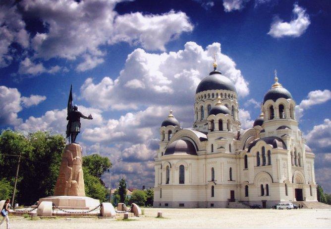 Что посмотреть в городе Новочеркасск