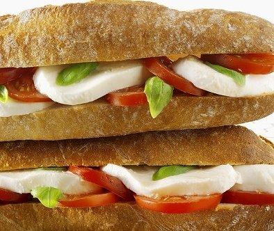 """Как приготовить сэндвич """"Панини"""""""