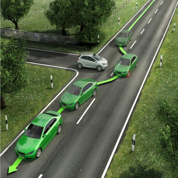 Как работает система ESP на автомобиле?