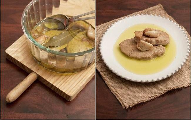 Как приготовить свинину в маринаде из яблочного уксуса