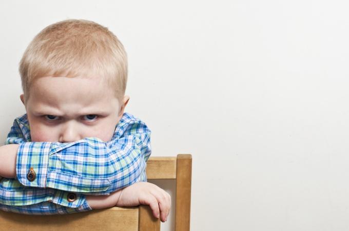 Агрессивный ребенок: советы для родителей