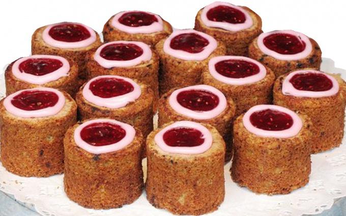 Рунебергское пирожное