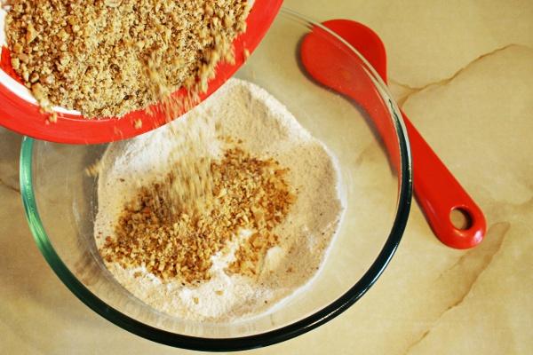 Как приготовить банановый хлеб с грецкими орехами