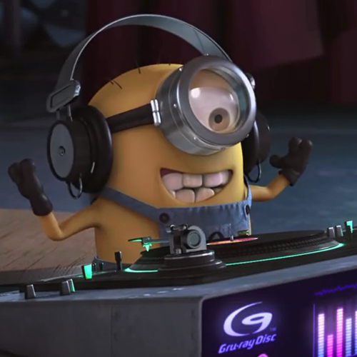 "Why Minions in the final song Despicable me 2 sing the word ""underpants""?"