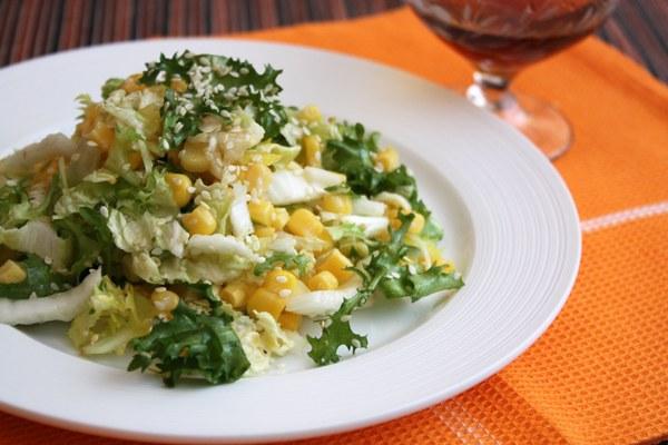 Что приготовить из консервированной кукурузы