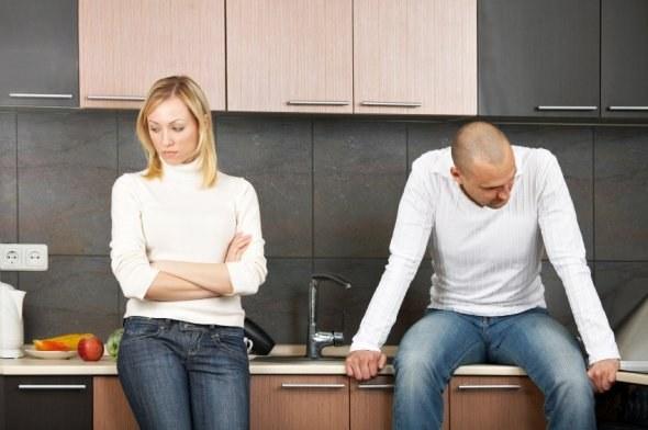Division of property: I ask men in the divorce