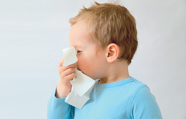 How to treat cough in one year old child