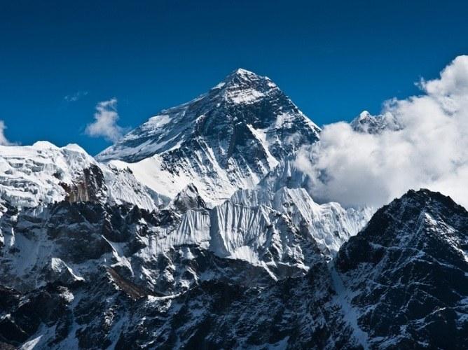 Какая гора самая высокая в мире
