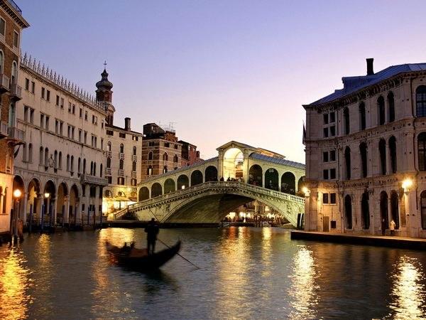 Самые романтичные города земли