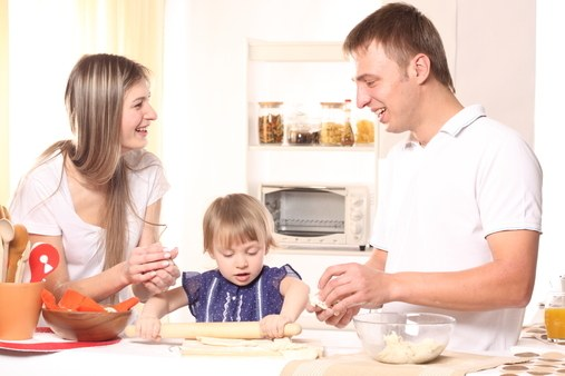 В чем прелесть семейной жизни