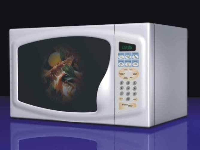 История изобретения микроволновой печи