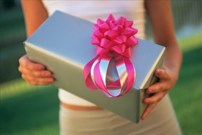 Какой можно выбрать подарок на день рождение 394